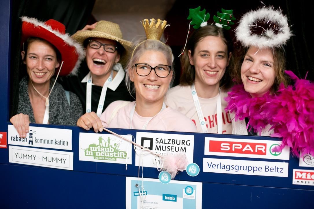 K3Bloggerei, Familienblogger Konferenz, Salzburg, 20171125, (c)wildbild